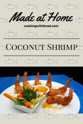 Coconut Shrimp