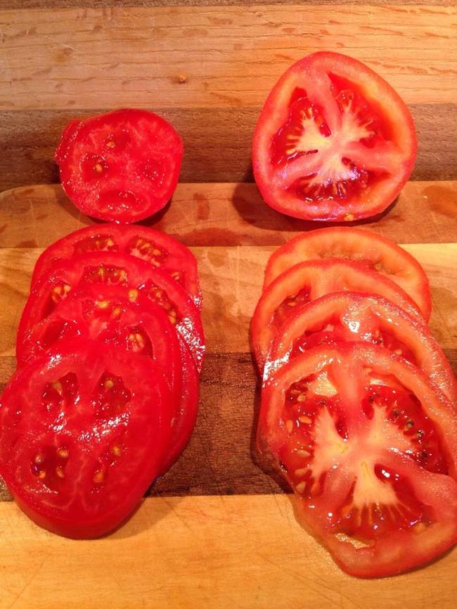 3.) Tomatoes.