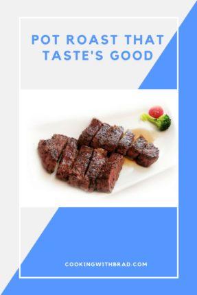 Roast Beef that Taste's Good