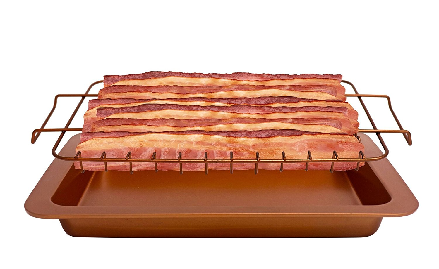 Oven Bacon Rack What A Time Saver Cooking With Brad